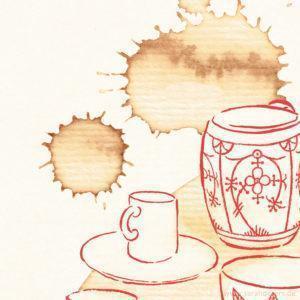Coffee Posterdesign Kaffee Sarah Deters