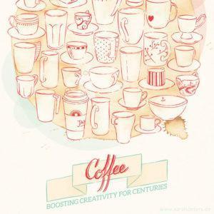 Coffee Posterdesign Sarah Deters