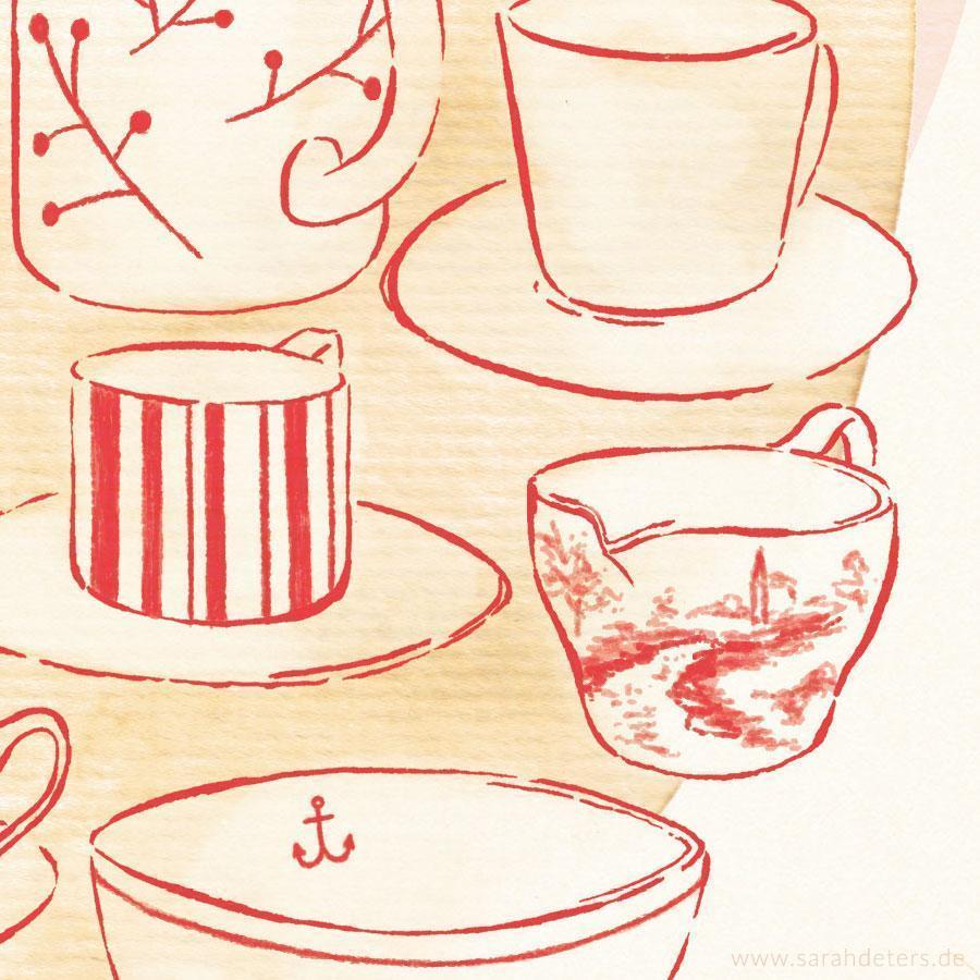 Coffee Poster Sarah Deters