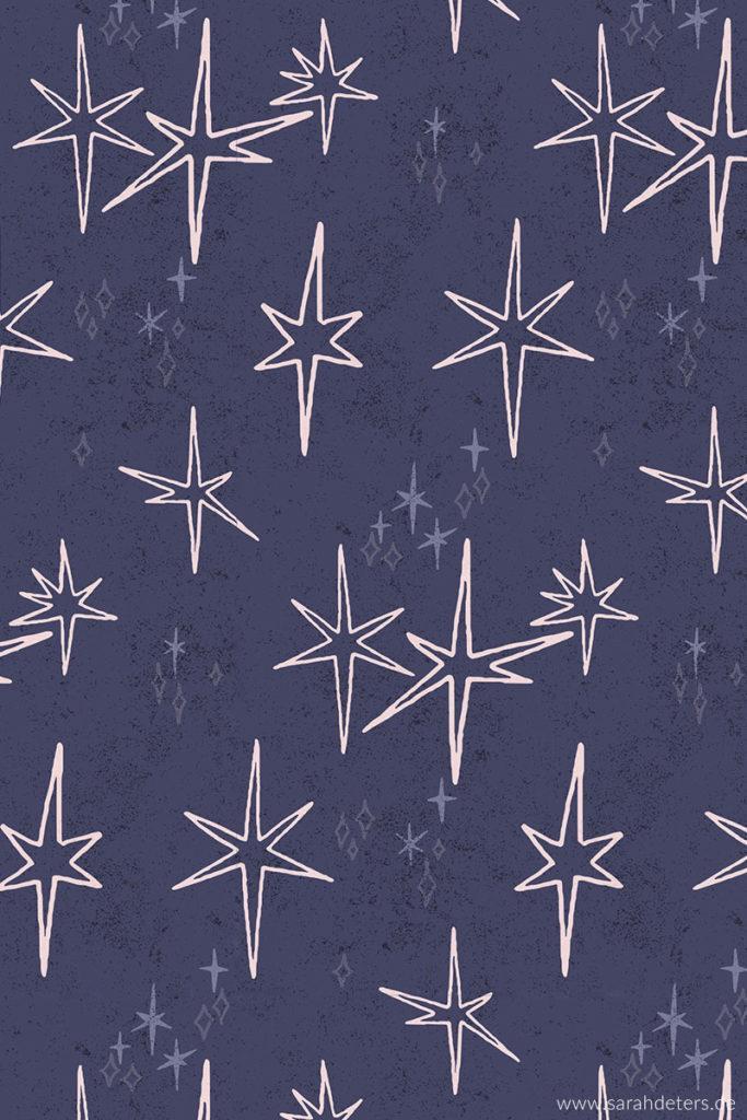 Muster Design Illustration