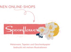 Illustration Shop Spoonflower